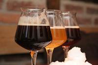 tre ølglass