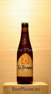 La Trappe Blond - de Koningshoeven - Beer Planet
