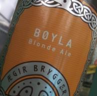 bøyla blond